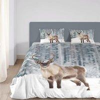 Good Morning Housse de couette Deer coton