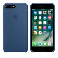 Apple silicone backcover voor iPhone 7 Plus Ocean Blue-Artikeldetail