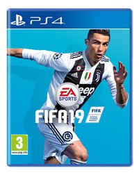 PS4 Fifa 19 NL/FR-Vooraanzicht