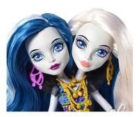 Monster High mannequinpop Groot Griezelrif Peri & Pearl-Artikeldetail
