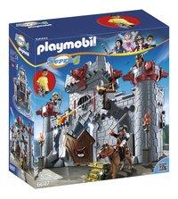 Playmobil Super 4 6697 Meeneemburcht van de Zwarte Baron-Vooraanzicht
