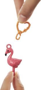 Barbie Club Chelsea verkleedt zich als flamingo-Afbeelding 2
