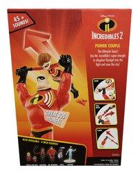 Figurine articulée Les Indestructibles 2 Power Couple-Arrière