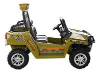 Jeep électrique 4x4 Dino-Côté gauche