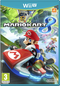 Wii U Mario Kart 8 NL-Avant