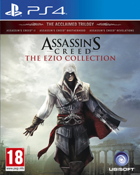 PS4 Assassin's Creed: The Ezio Collection ENG/FR