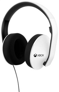 Microsoft XBOX One headset stereo white