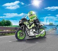 PLAYMOBIL City Life 70204 Motorrijder-Afbeelding 1
