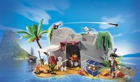 Playmobil Super 4 4797 Piratenschuiplaats-Afbeelding 1
