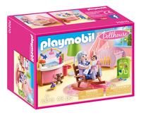 PLAYMOBIL Dollhouse 70210 Chambre de bébé-Côté gauche