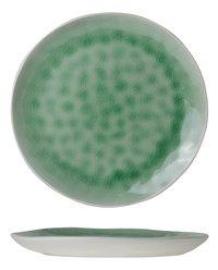 Cosy & Trendy 3 platte borden Spirit Green Ø 27 cm-commercieel beeld