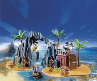 Playmobil Pirates 6679 Piratenhol-Afbeelding 1