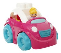 Mega Bloks Lil' Vehicles Catie Convertible-Linkerzijde