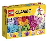LEGO Classic 10694 Le complément créatif couleurs vives