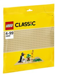 LEGO Classic 10699 La plaque de base sable-Avant