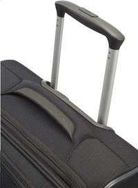 Samsonite Valise souple Spark Upright black 50 cm-Vue du haut