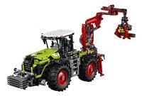 LEGO Technic 42054 Claas Xerion 5000 Trac VC-Vooraanzicht