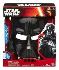 Masque Star Wars Darth Vader Casque changeur de voix-Avant