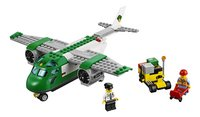 LEGO City 60101 L'avion cargo-Avant