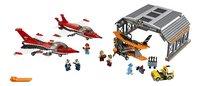 LEGO City 60103 Vliegveld luchtvaartshow-Vooraanzicht