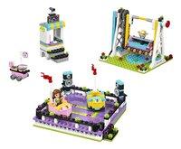 LEGO Friends 41133 Pretpark botsauto's-Vooraanzicht