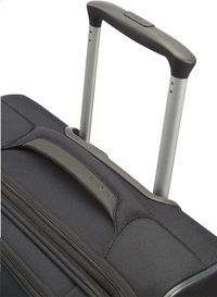 Samsonite Valise souple Spark Upright EXP black 55 cm-Vue du haut