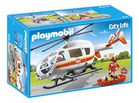 Playmobil City Life 6686 Traumahelikopter-Vooraanzicht