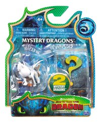 Figuur How to Train Your Dragon 3 Mystery Dragons - Lightfury-Vooraanzicht