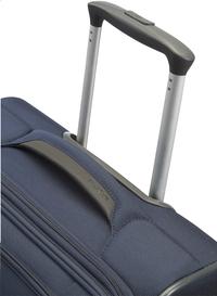 Samsonite Zachte reistrolley Spark Spinner dark blue 55 cm-Bovenaanzicht
