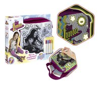 Lansay Disney Soy Luna Mon sac phosphorescent à customiser-Avant