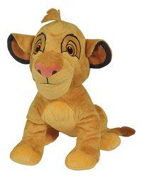 Nicotoy peluche Disney Le Roi Lion Simba 50 cm-Côté droit