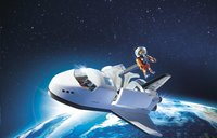 Playmobil City Action 6196 Space Shuttle met bemanning-Afbeelding 1
