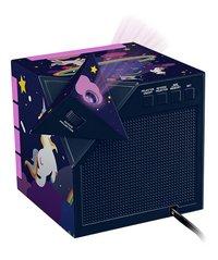 bigben wekkerradio RR70 met projectie Unicorn-Achteraanzicht