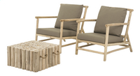 Apple Bee fauteuil de jardin Lounge Rooty-Détail de l'article