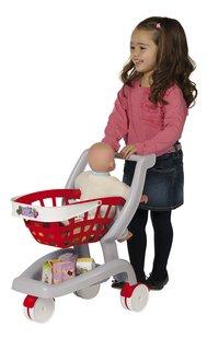 Chicos chariot de supermarché garni avec panier amovible-commercieel beeld