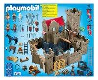 PLAYMOBIL Knights 6000 Château des chevaliers du Lion Impérial-Avant