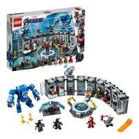 LEGO Super Heroes 76125 La salle des armures d'Iron Man-Détail de l'article