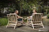 Apple Bee fauteuil de jardin Lounge Rooty-Image 3