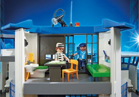PLAYMOBIL City Action 6919 Commissariat de police avec prison-Détail de l'article