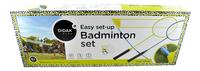 Badmintonset Easy set-up-Bovenaanzicht