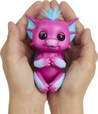 WowWee interactieve figuuur Fingerlings Baby dragon Sandy-Afbeelding 4