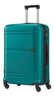 Travelite valise rigide Yamba pétrole 54 cm-Côté droit