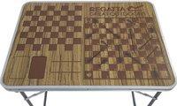 Regatta table de camping Games Table-Vue du haut