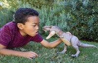 Jurassic World Dino Rivals - Bite 'N fight Tyrannosaurus Rex-Image 3