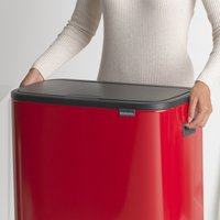 Brabantia Poubelle Touch Bin Bo passion red 2 x 30 l-Détail de l'article