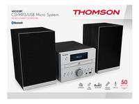 Thomson microchaîne MIC122BT-Avant