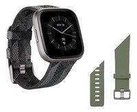 Fitbit montre connectée Versa 2 Special Edition tissé gris-Détail de l'article