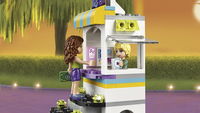 LEGO Friends 41133 Les auto-tamponneuses du parc d'attractions-Détail de l'article