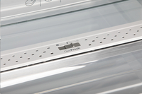 Sharp Réfrigérateur avec surgélateur SJBA10IMXI1EU inox-Détail de l'article