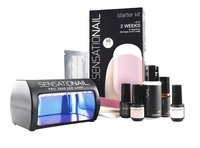 SensatioNail kit de départ French Manicure-commercieel beeld